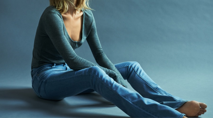 Huntington Crop Jeans