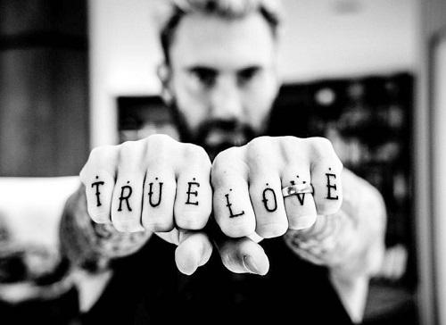 Adam Love Tattoos