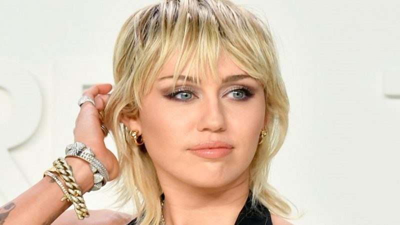 Miley Cyrus Hairstyles